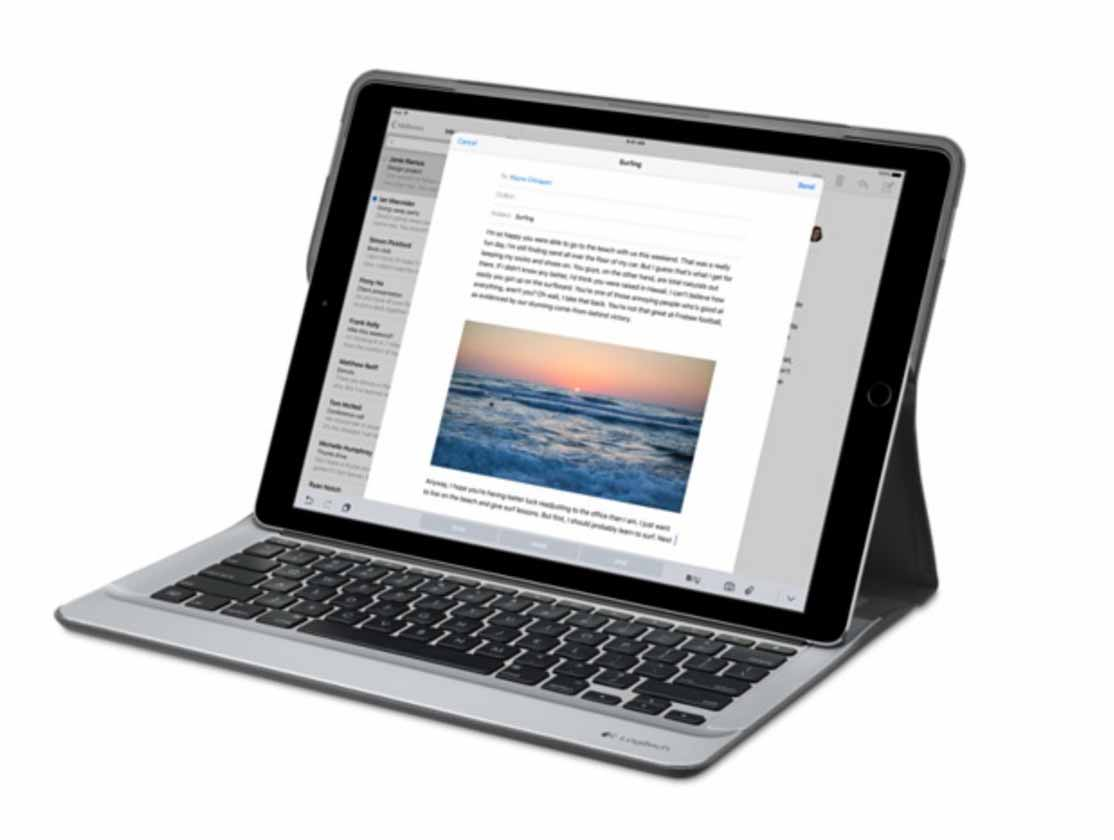Apple Store、ロジクールのiPad Pro用キーボード「Logicool CREATE Backlit Keyboard Case for iPad Pro」の販売を開始