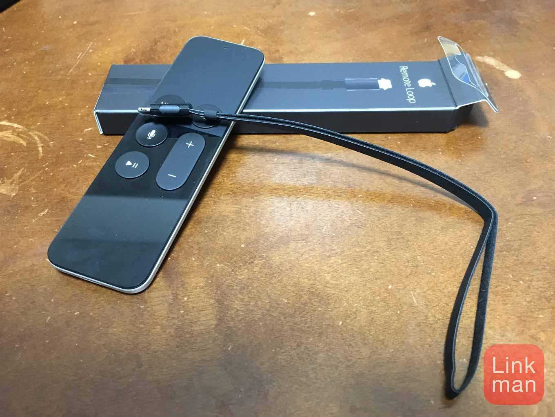 「Siri Remote」用のストラップ「Remote Loop」をチェック – iPhoneでは使えません