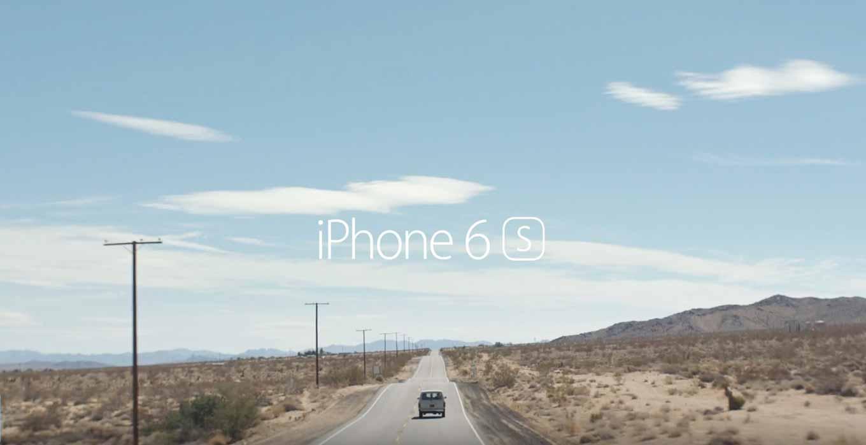 米Apple、「iPhone 6s」の新しいTVCM2本を公開
