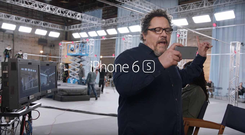 米Apple、iPhone 6sの新しいTVCM「On the Set」を公開