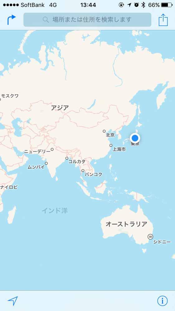 iOSデバイスではGoogle Mapsアプリより、純正マップアプリのほうが3倍以上使われている