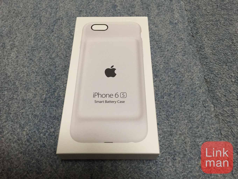 【レビュー】デザインは?「iPhone 6s Smart Battery Case」をチェック