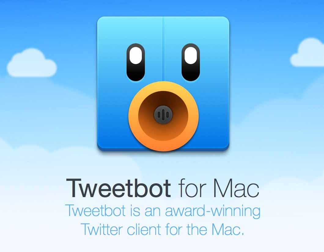 Tapbots、Mac向けTwitterクライアントアプリ「Tweetbot for Mac」を30%オフの840円で販売中
