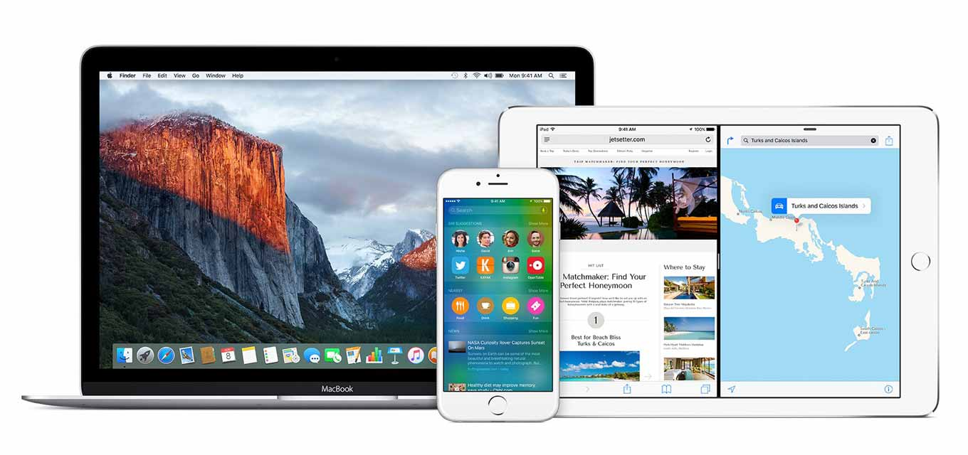 Apple、デベロッパー向けに「iOS 9.3 beta」「OS X 10.11.4 beta 」「tvOS 9.2 beta」「watchOS 2.2 beta」リリース