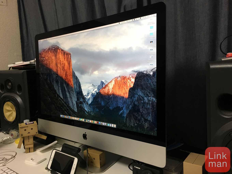 今年初めて買ったApple製品は「27インチiMac Retina 5Kディスプレイモデル」