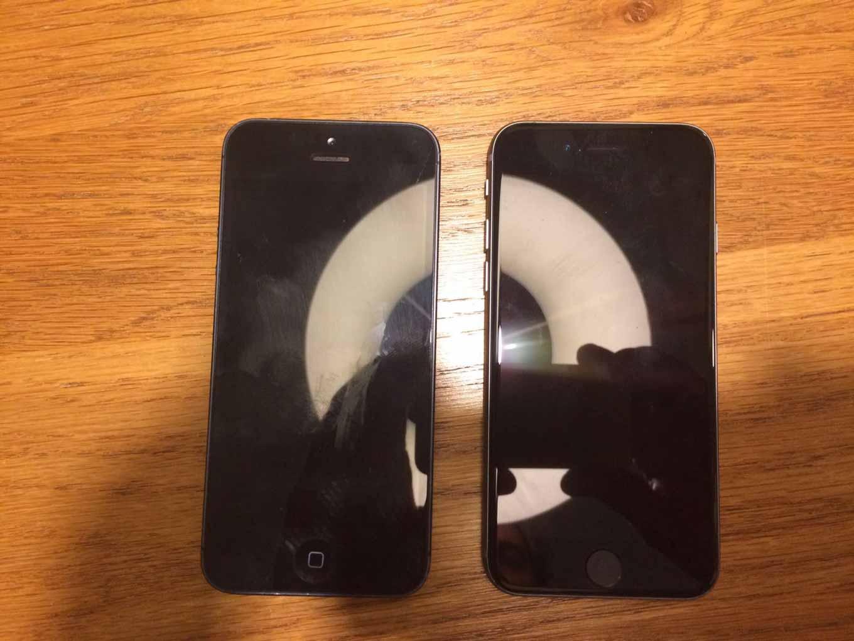 「iPhone 5se」の画像がリークされる??