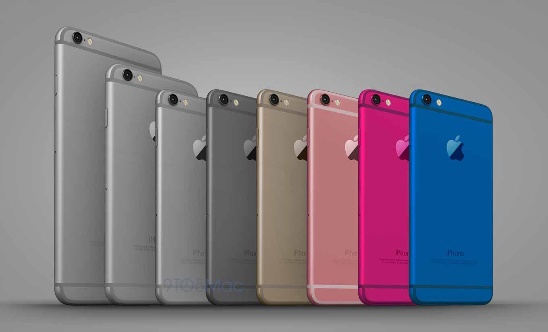 新型4インチ「iPhone」のモックアップ画像が公開される!? 「iPhone 6/6s」に似たデザイン??