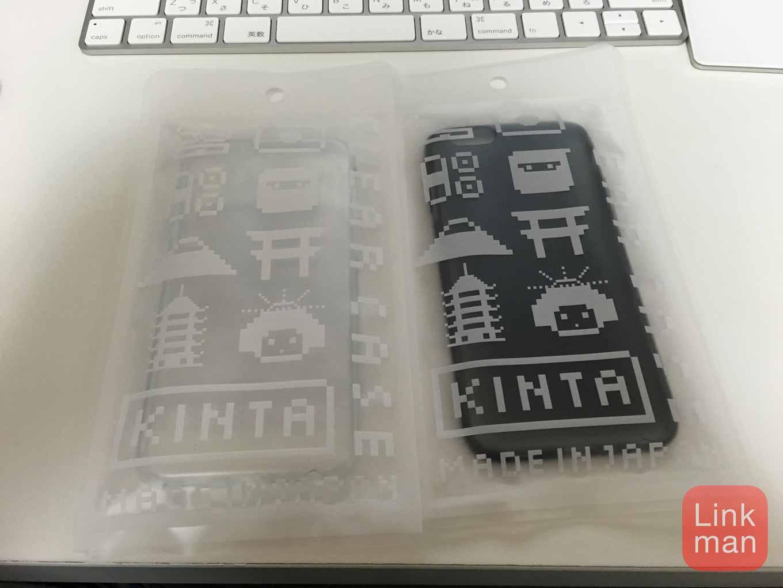 【レビュー】iPhone 6/6s向けクリアケース「KINTA」をチェック