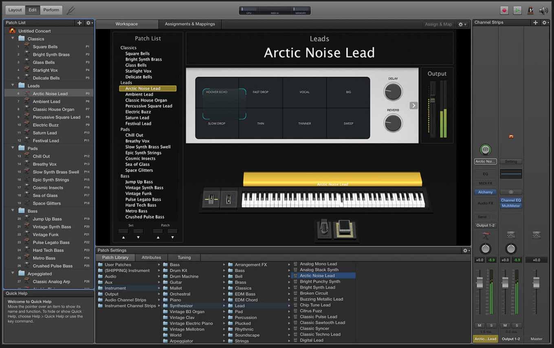 Apple、多数の修正および改善を含むMac向けアプリ「MainStage 3.2.3」リリース