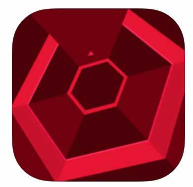 Apple、「今週のApp」として「Super Hexagon」を無料で配信中