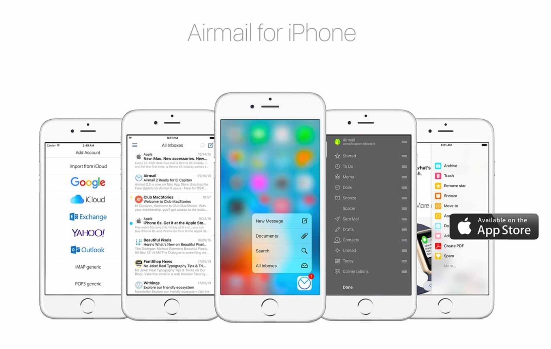 Airmailforiphone