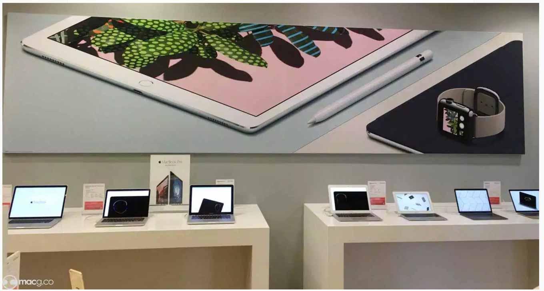 [Update] Apple Premium Resellerの店内バナーにまだ発表されていない「Apple Watch」バンドが掲載!?