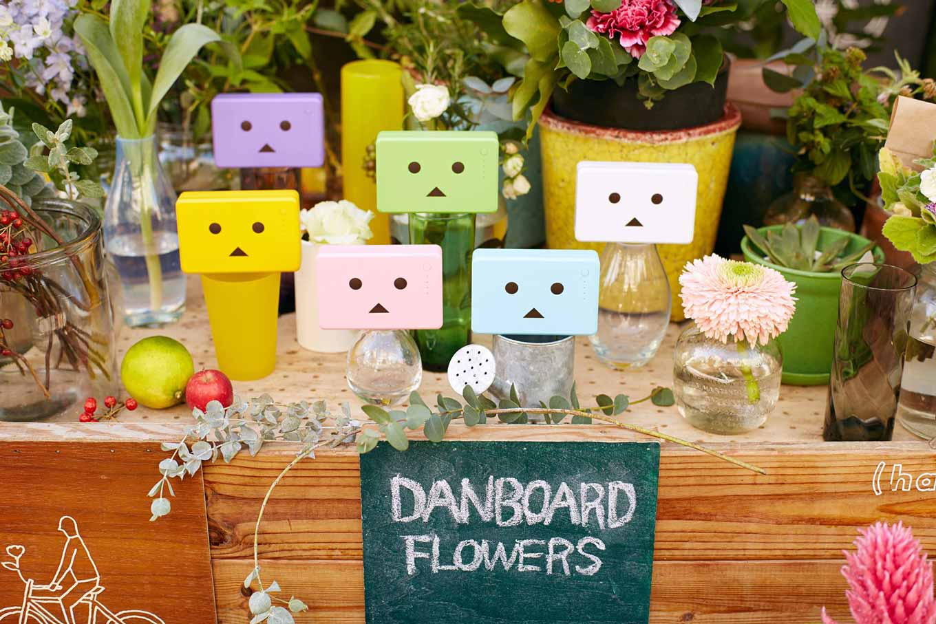 Amazon、「cheero Power Plus 10050mAh DANBOARD version – FLOWERS -」を51%オフで販売中(5月22日タイムセール)