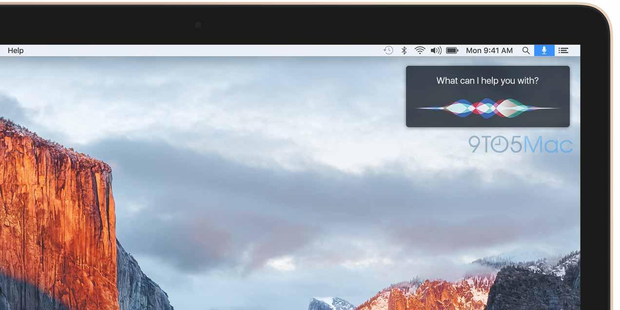Apple、Mac向けに「OS X 10.12」で「Siri」を搭載!? 「Hey Siri」も利用可能に?