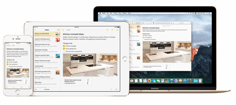Apple、今後「メモ」アプリにEvernoteの情報を取り込む機能を追加する予定なことを明らかに