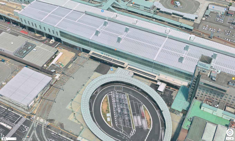 Apple、マップアプリの3D Flyover機能に新たに「富山」が対応