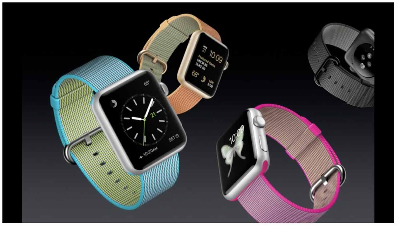 Apple、「Apple Watch」向けにナイロンバンドなど新しいバンドを発表 - 本体価格も299ドルから