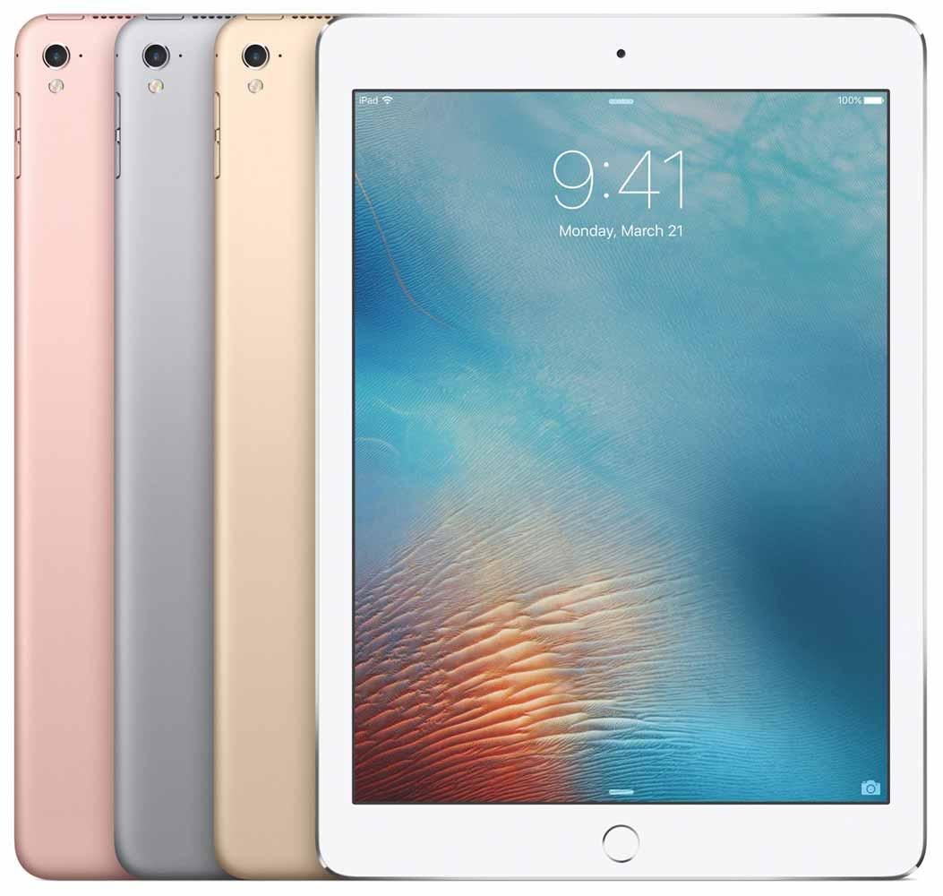 NTTドコモ、「9.7インチ iPad Pro」「12.9インチ iPad Pro(256GB)」の機種代金を発表