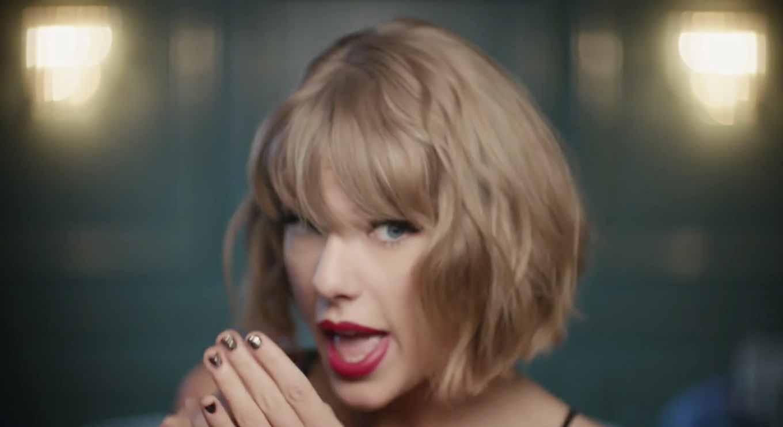 Apple、Taylor Swiftが「The Middle」を口パク歌い踊りまくるApple Musicのプロモ動画を公開