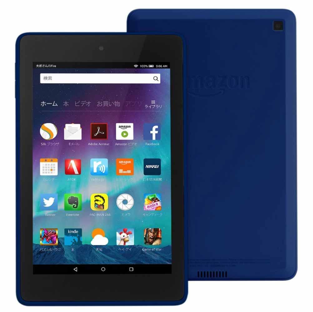 Amazon、「Fire HD 6タブレット」を25%オフで販売中(2016年4月9日特選タイムセール)