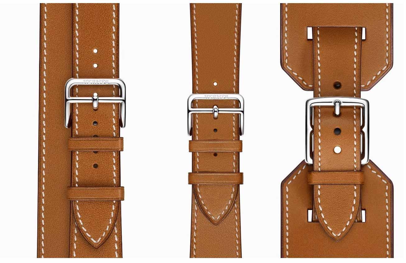 Apple、「Apple Watch Hermès」のレザーストラップの単体販売を開始