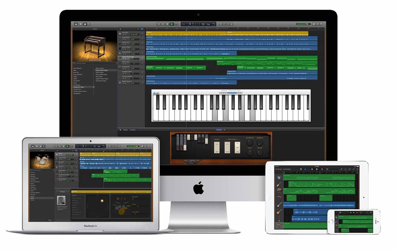 Apple、iOS向けとMac向けの「GarageBand」をアップデート – 中国の楽器などにも対応