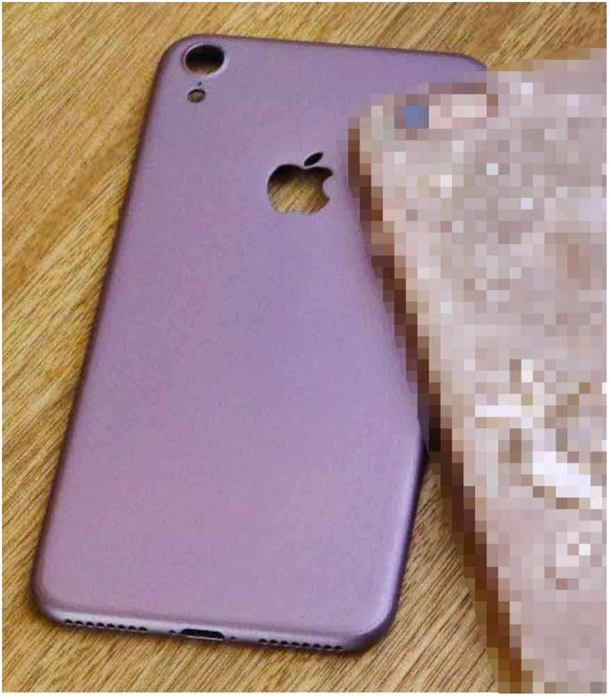 「iPhone 7」のものとされるプロトタイプ画像が公開?? 4スピーカーを搭載??