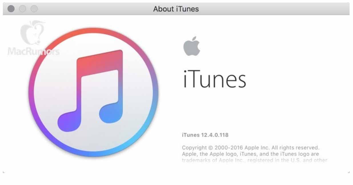 「iTunes 12.4」はマイナーなデザイン変更に – 新しいサイドバーや改善されたナビゲーションが特徴に