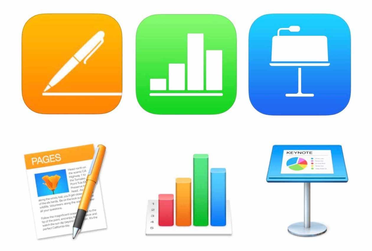 Apple、安定性およびパフォーマンスの向上が含まれたiOS・Mac向け「iWork」アプリの最新バージョンをリリース