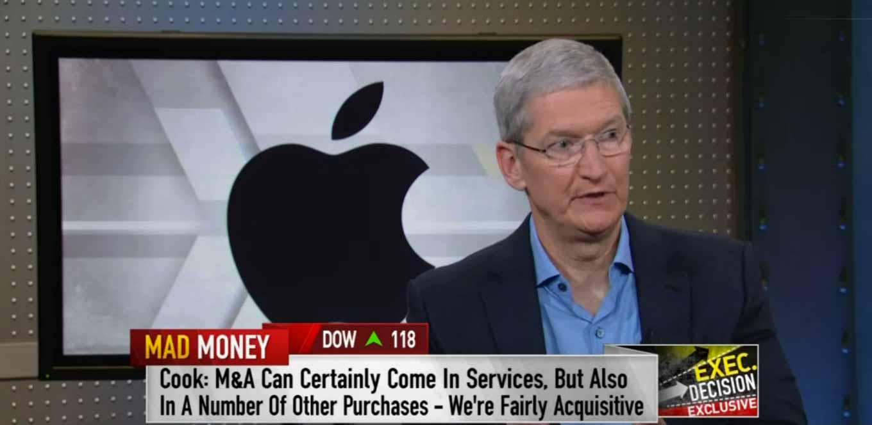 Tim Cook氏「新しいiPhoneは素晴らしいイノベーションがあり、誰もが買い換えたくなる」と語る