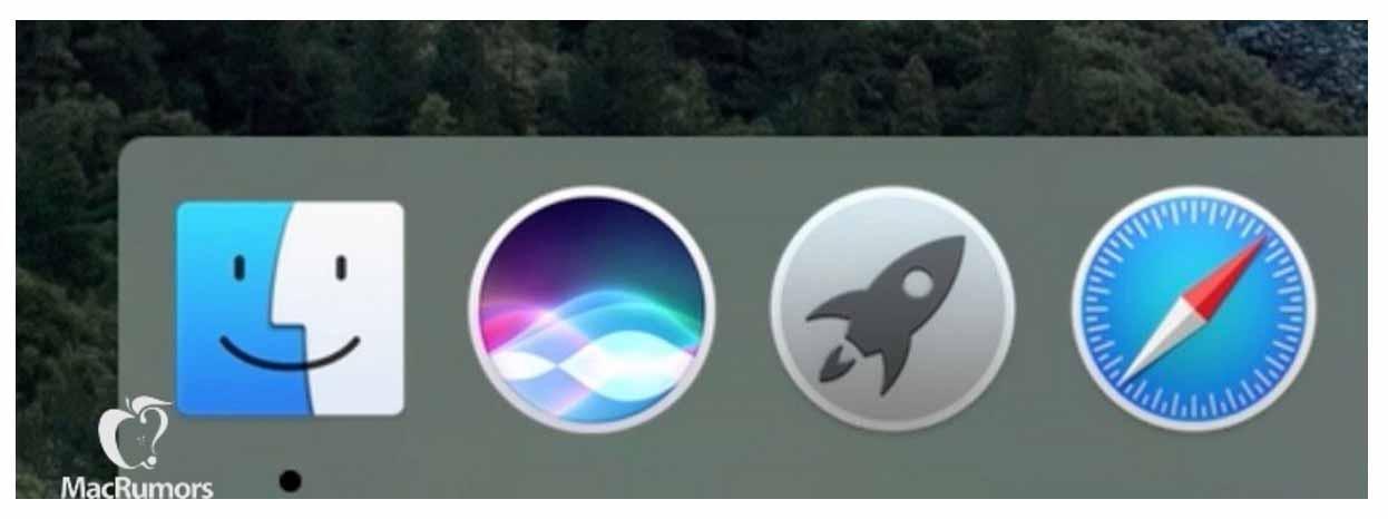 「OS X 10.12」ではやはりSiriが搭載!? カラフルな波形のアイコンなどのスクリーンショットがリークされる?