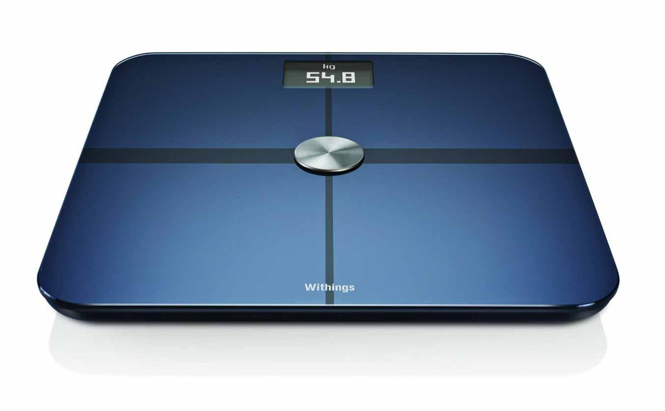 Amazon、スマート体重計「Withings Smart Body Analyzer WS-50」を12,480円で販売中(5月29日 本日の特選品)