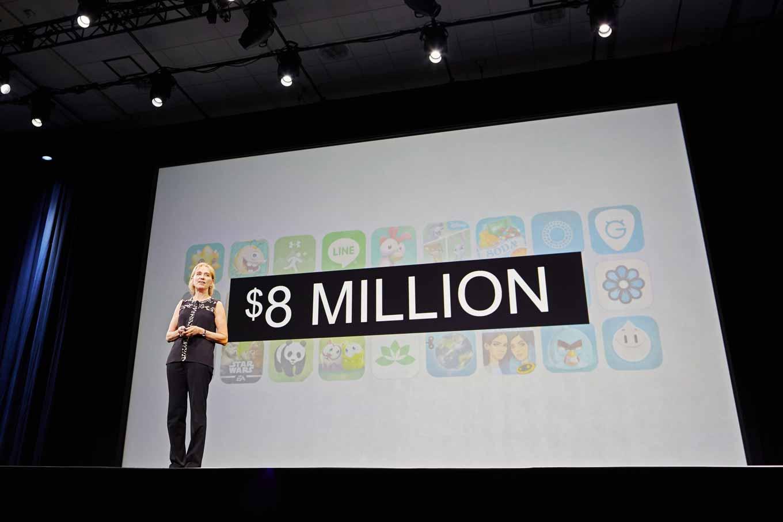 Apple、「APPS FOR EARTH」キャンペーンの収益が800万ドルに達したことを明らかに