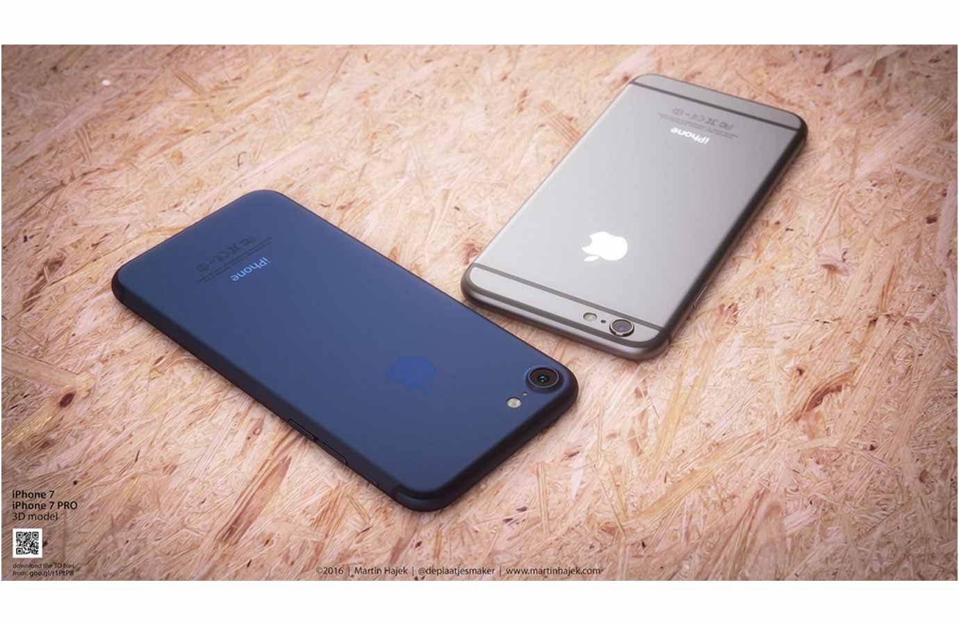 「iPhone 7」のバッテリー容量は1960mAhに!?
