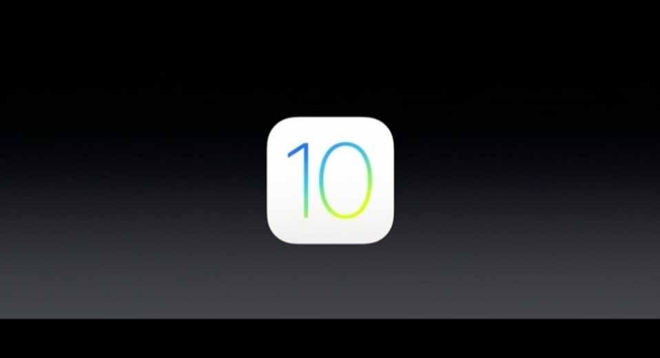 Apple、多くの新機能を搭載した「iOS 10」を発表 – マップやApple Musicの刷新など