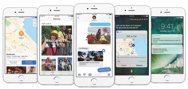 Apple、iOSバージョン別シェア「iOS 10」は79%と公表 ー 2017年2月20日時点でのデータ