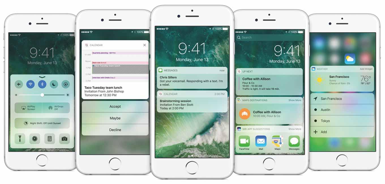 Apple、ベータテスター向けに「iOS 10」のGM版をリリース