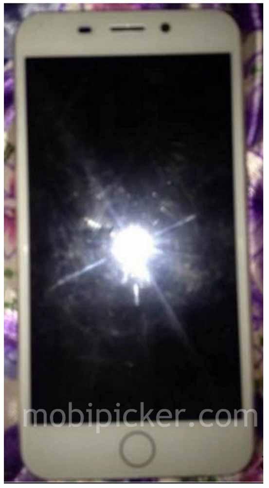 タッチセンシティブのホームボタンを搭載した「iPhone 7」のリーク画像??
