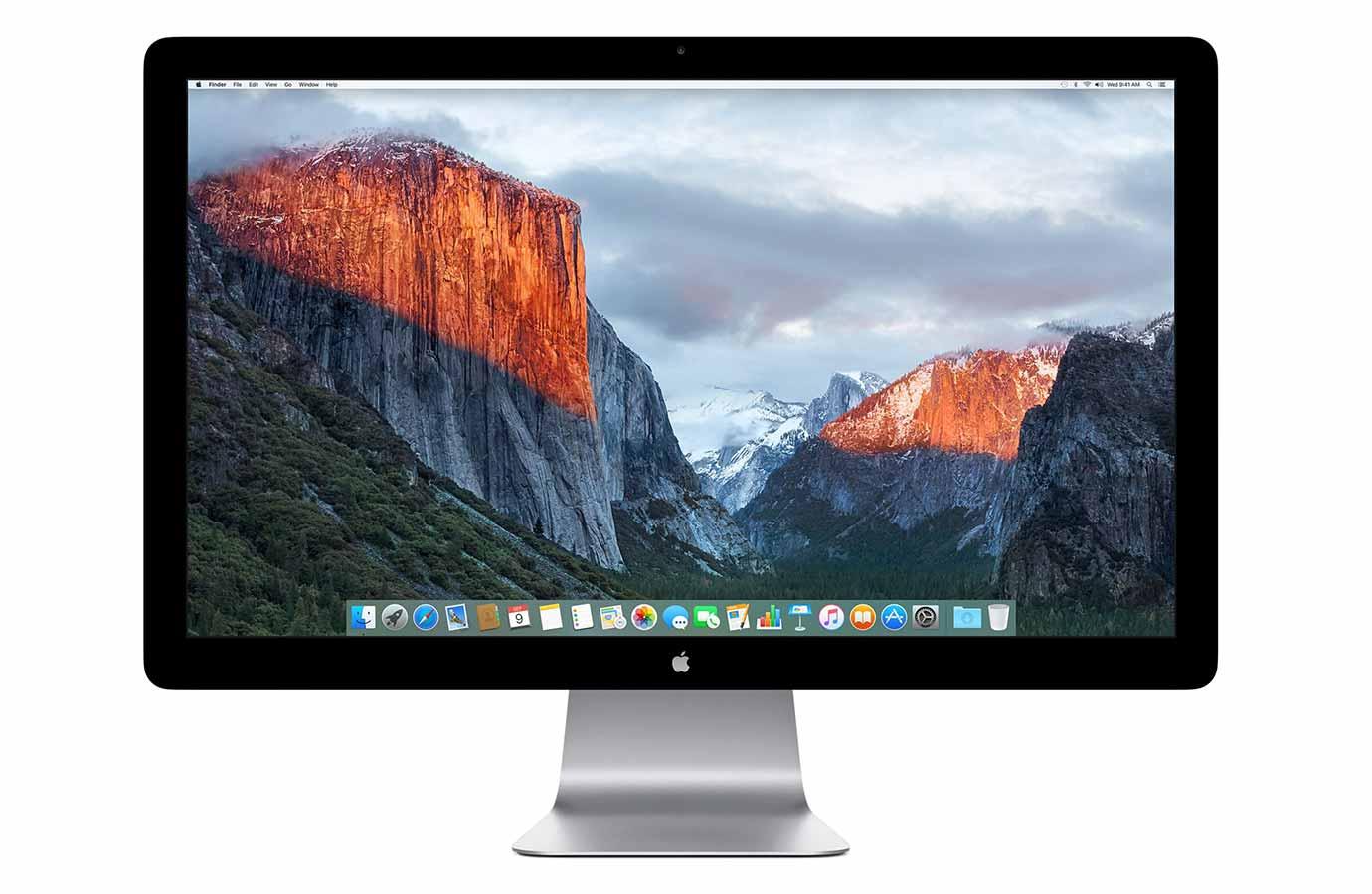 Apple、オンラインストアで「Apple Thunderbolt Display」の販売を終了 – 将来的な復活が示唆される?