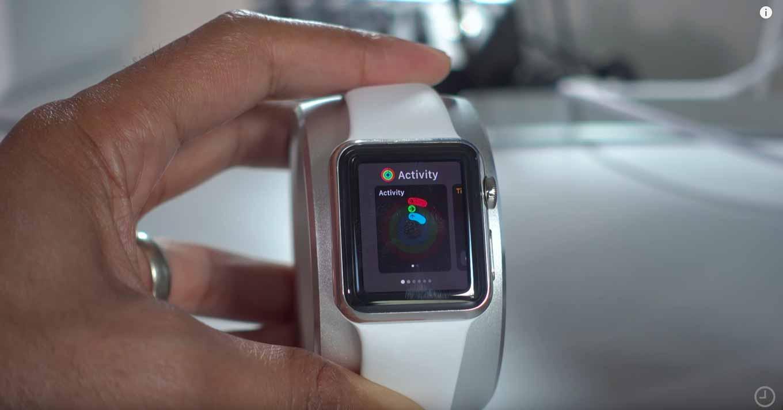 「watchOS 3」の新機能「Dock」機能にフォーカスした動画
