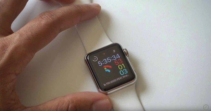 「watchOS 3」の新機能を紹介したハンズオンムービー