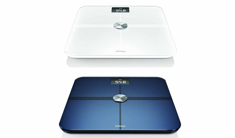 Amazon、スマート体重計「Withings Smart Body Analyzer WS-50」を10,800円で販売中(8/28特選タイムセール)