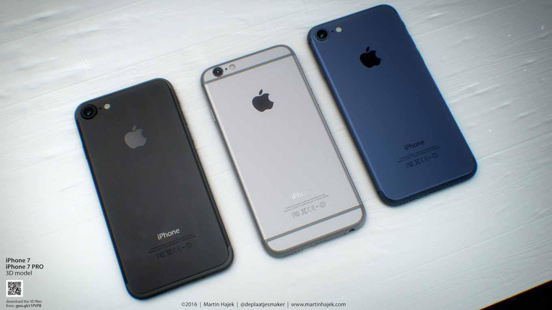 「iPhone 7」シリーズは9月16日に発売!?