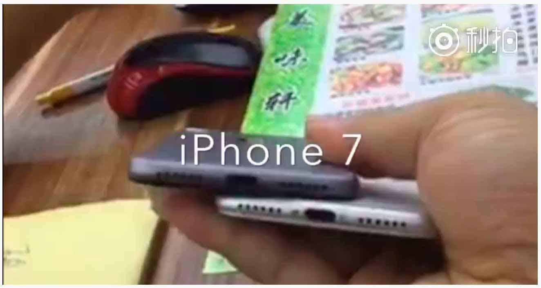 「iPhone 7」とされる筐体のリーク動画が公開される!?