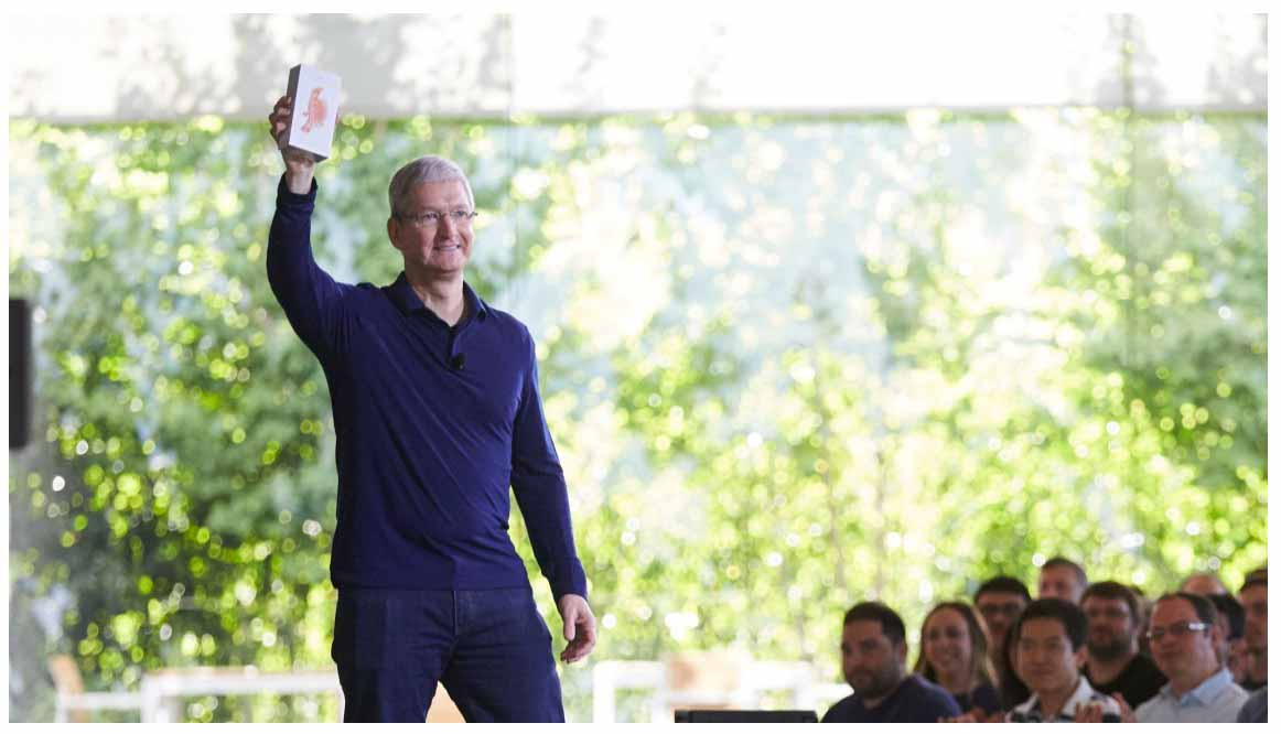 Apple、「iPhone」の販売台数が10億台を突破したことを発表