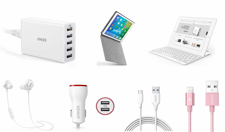 【セール終了】Amazon、USB急速充電器「Anker PowerPort 5」などを最大56%オフで販売中(8/21タイムセール)