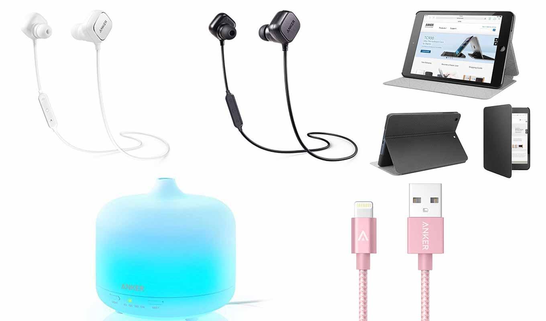 【セール終了】Amazon、Ankerの「SoundBuds Sport IE20」や「250ml エッセンシャルオイルディフューザー」などをタイムセール価格で販売中(8/7)