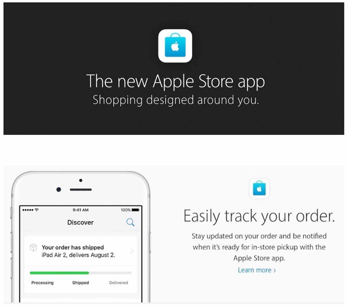 【UPDATE】Apple、新しい「Apple Store」アプリをまもなくリリースか!?
