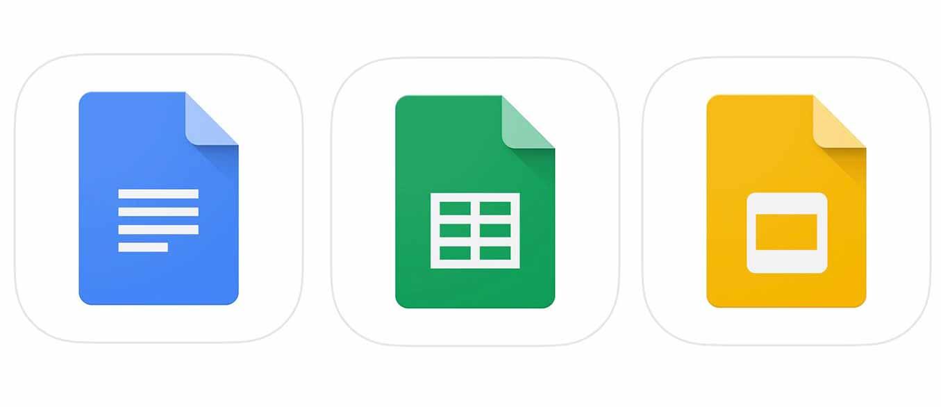Google、いくつかの機能を追加や改善をしたiOSアプリ「Google ドキュメント・スプレッドシート・スライド」の最新バージョンをリリース