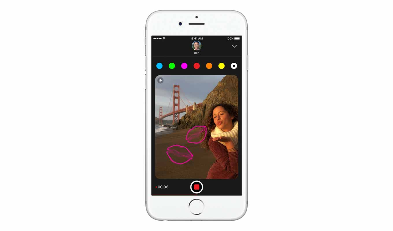 Apple、Snapchatのような独自の動画共有アプリを開発中!?